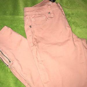 Plush Pink Pants